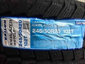 245/50R 20 Sailun Iceblazer winter tires