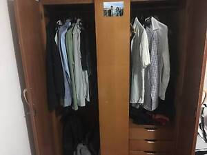 Free Sturdy & Spacious Wardrobe West Ryde Ryde Area Preview