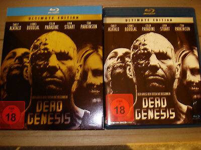 rieg der Toten hat begonnen ULTIMATE EDITION Blu Ray FSK 18  (Krieg Zombie Halloween)