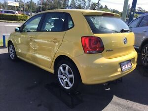 2012 Volkswagen Polo TRENDLINE Automatic Hatchback Capalaba Brisbane South East Preview