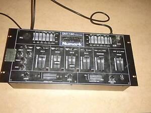 Numark DM 1190 4ch Audio Mixer - Free delivery Melbourne suburbs Carlton Melbourne City Preview