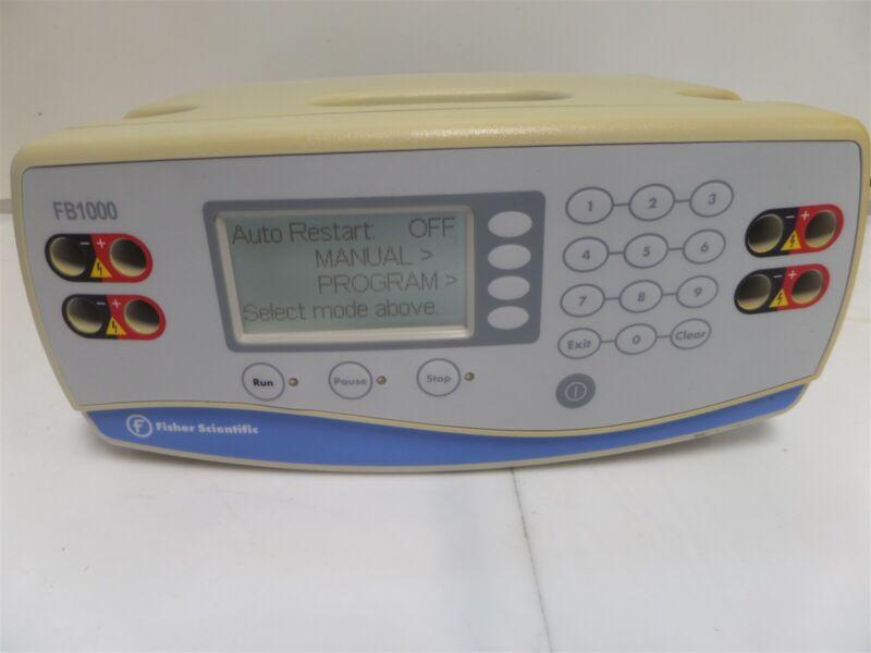 Fisher Scientific FB1000 Electrophoresis