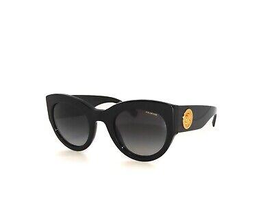 Versace VE4353 4353 GB1/T3 Black Gray Gradient Polarized Sunglasses