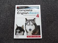 Macmillan Complete English Basics 4 Sunbury Hume Area Preview