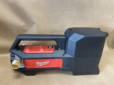 Milwaukee 2771-20 M18 18-volt Li-ion 14-hp Cordless Transfer Pump Bare Tool