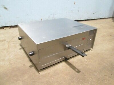 Fusion 507 H.d. Commercial Nsf Counter-top 120v 1450w 1 Electric Pizza Oven