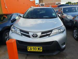 2014 Toyota rav4 Granville Parramatta Area Preview