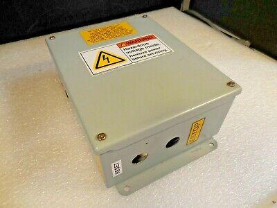 Infinity Precision Llc Circuit Breaker Box Enclosure 120vac 5a 5060hz 1