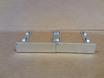 Lot of 2 - Apple Mac PRO HH805-7032-A Hard Disk Drive Caddy / Tray w/ Screws FS