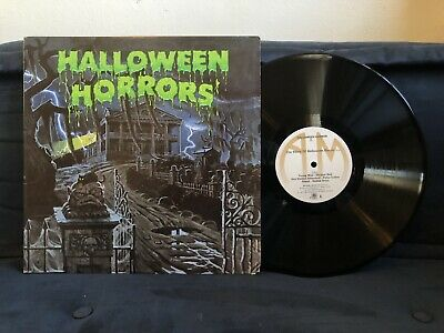 The Sounds Of Halloween 1977 (Halloween Horrors The Sounds Of Halloween VINTAGE VINYL 1977 Story Sound)