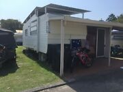 Onsite Caravan & Annex  Shelly Beach Wyong Area Preview