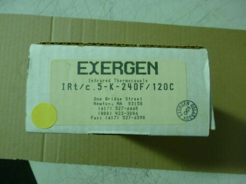 EXERGEN INFRARED THERMOCOUPLE IRt/C.5-K-240F/120 C