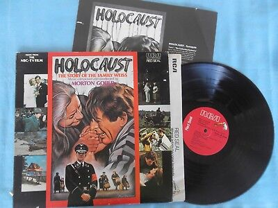 Holocaust - Story of the Family Weiss - Music From The TV Film - Record Album