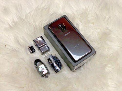 Samsung Galaxy S9+ 64GB (Unlocked) Midnight Black SM-G965UZKAXAA