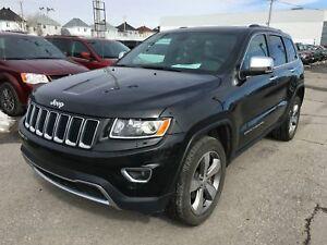Jeep Grand Cherokee Limited 2016 CUIR/TOIT/NAV