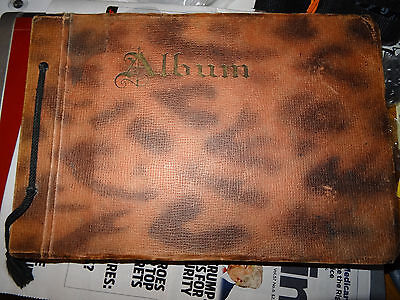 Japanese WWII Photo Album very nice GREAT PERIOD PHOTO's