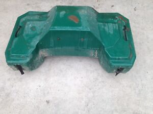 ATV REAR STORAGE BOX