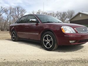 2005 Ford 500 limited