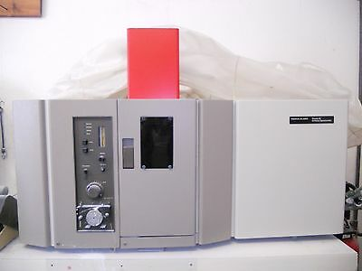 Perkin Elmer Icp Optical Emission Spectrometer Plasma 40