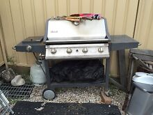 Rinnai 'epi-style' 5 burner BBQ + accessories Wollongong 2500 Wollongong Area Preview