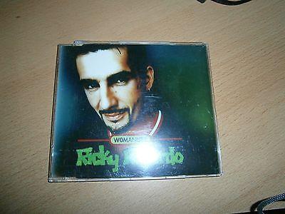 CD: Ricky Ricardo - Single-CD - Womaniser - guter Zustand