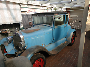 1929 a model ford 5 window coupe. Carrum Downs Frankston Area Preview