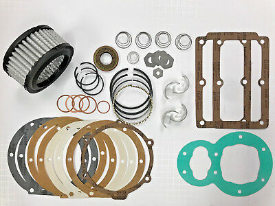 Kellogg American 321 Tvx Rebuild Kit Air Compressor Parts 18868 18869 79455