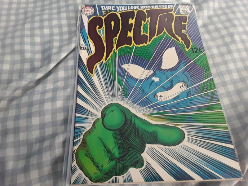 The Spectre #8 FN+ 6.5