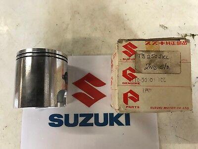 SUZUKI GENUINE TS250 J K L 0.100 O/S 12110-30001-100