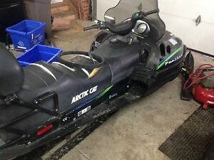 2000 Arctic Cat Panther 340