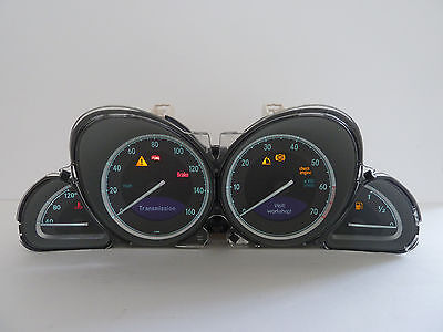 Used mercedes benz sl500 instrument clusters for sale for Mercedes benz cluster repair