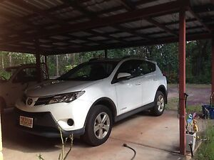 2014 Toyota RAV4 Wagon Howard Springs Litchfield Area Preview
