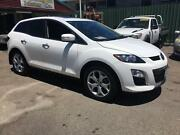 2010 Mazda CX-7 SUV Luxury Sports Bellevue Swan Area Preview