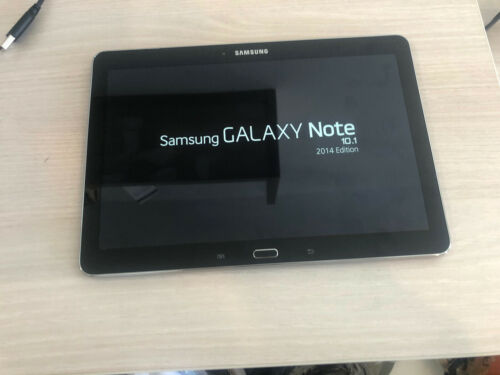 Tablette samsung galaxy note 10.1 2014 sm-p600 16 go - 3 gb de ram