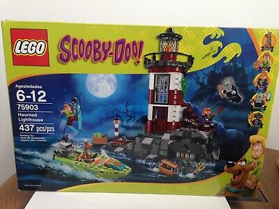 NEW LEGO Scooby-Doo Haunted Lighthouse 75903 Retired Factory Sealed Set