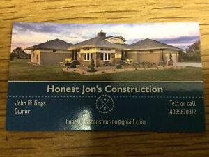 Roofing / siding / eavestrough