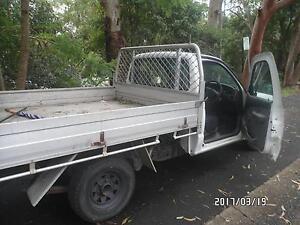 2002 Ford Courier ute,Rego untill Aug,petrol,low mileage 231K Chatswood Willoughby Area Preview
