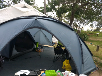 Retreat compass shelter Kathmandu & kathmandu tent | Camping u0026 Hiking | Gumtree Australia Free Local ...