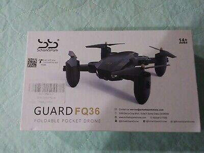 Picket FQ36 FOLDABLE POCKET DRONE