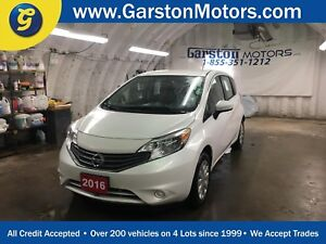 2016 Nissan Versa Note SV*BACK UP CAMERA*PHONE CONNECT*AM/FM/XM/