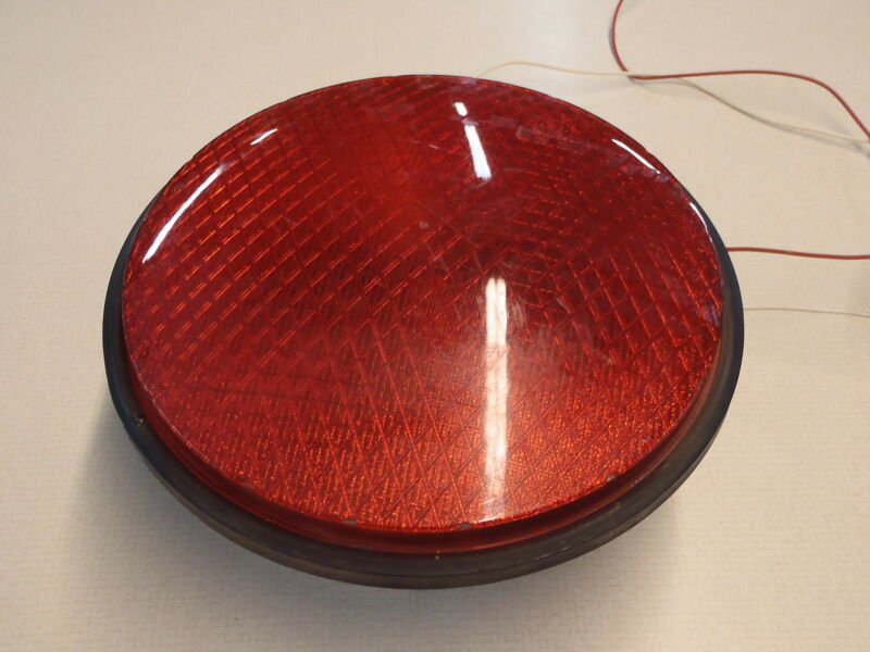 433-1210-003 Dialight Red Traffic Light