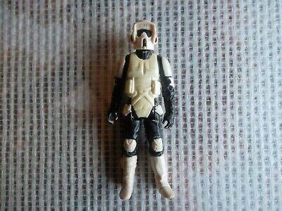 Biker scout / Star Wars vintage Kenner ROTJ loose Action Figure Figurine 83*