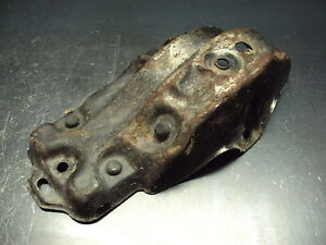 87-1987-HONDA-TRX-350-TRX350-FOUR-WHEELER-REAR-SUSPENSION-SKID-PLATES-BACK
