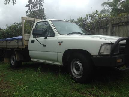 Toyota Hilux 1992 4x2 ute