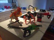 Assorted big nerf guns. Chapel Hill Brisbane North West Preview