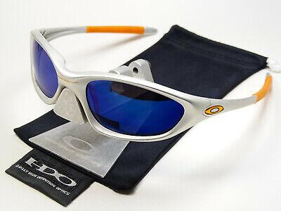 Oakley Twenty XX FMJ 5.56 Ice Blue Sonnenbrille Minute Badman Straight Jacket OO