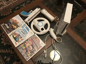 "Wii and a 50""  Projection Tv"