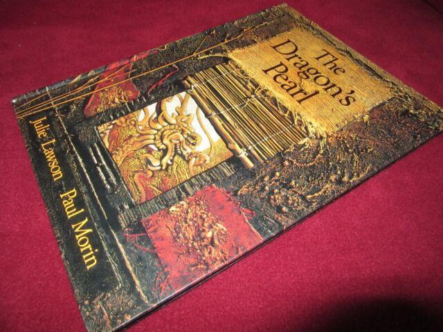 The Dragon's Pearl ~ Julie Lawson. 1992 Hb  UNread  Paul MORIN artwork is DIVINE