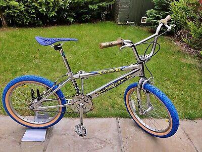 1999 DIAMONDBACK VIPER Chrome TANGE Old School BMX Bike GT Haro Skyway Retro SR