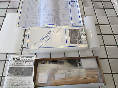 Builders In Scale The Coeur D Alene Mine Wood Kit Ho Scale